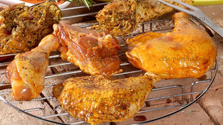 курица на поминки
